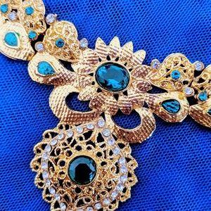 Jewelry - Gold plated Fashion Kundan Jewelry